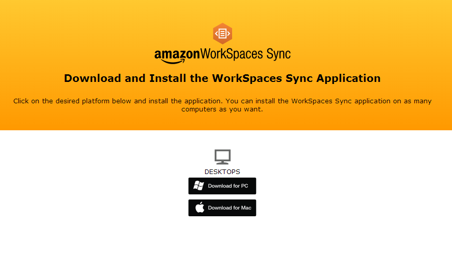 Sync PC download
